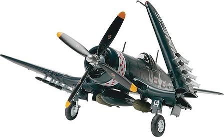 model airplane,model planes,F4U4 Corsair Fighter -- Plastic Model Airplane Kit -- 1/48 Scale -- #855248