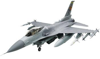 model airplane,model planes,F16CJ Block 50 Fighting Falcon Jet -- Plastic Model Airplane Kit -- 1/32Scale -- #3700